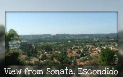 Sonata Escondido Homes for Sale