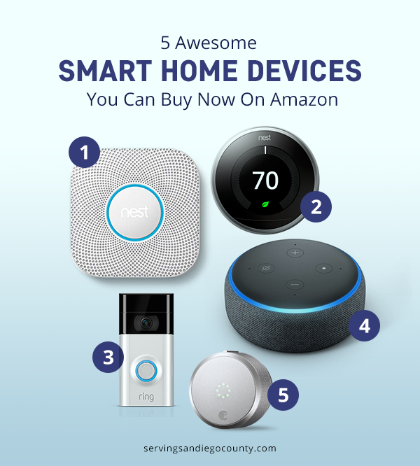 5 awesome smart devices