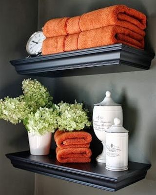 fall-themed-bathroom