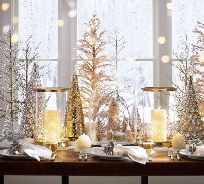 Elegant Centerpiece Holiday Decors to Inspire You
