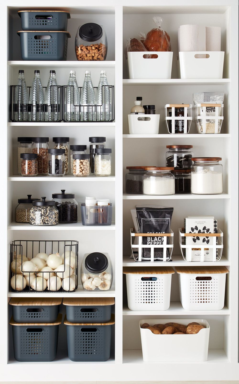 Get your pantry sorted Resolutions For Your Home In The New Year