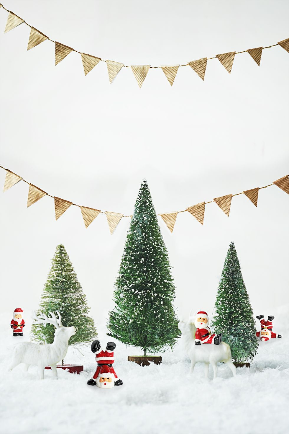 Holiday Decors to Inspire You Silly Santa
