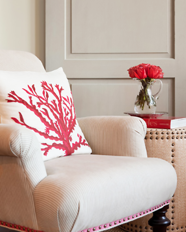 Valentine's Day Inspired Home Ideas-accent pieces