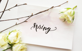 reasons why spring is a good time to buy a home