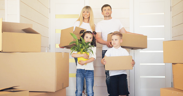 reasons why spring is a good time to buy a home-good moving weather