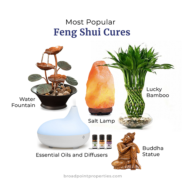 Feng Shui Basics for Your Home- Feng Shui Cures