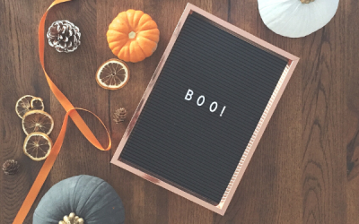 Check it out: Minimalist Halloween Decor Ideas