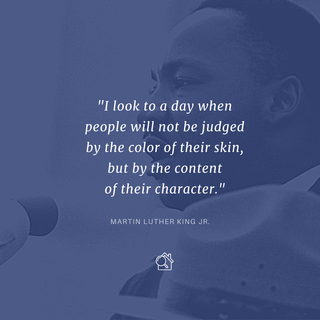 Martin Luther King Quotes, Fair Housing Law in California