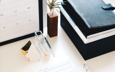Top Tips for Organizing Your Home Office