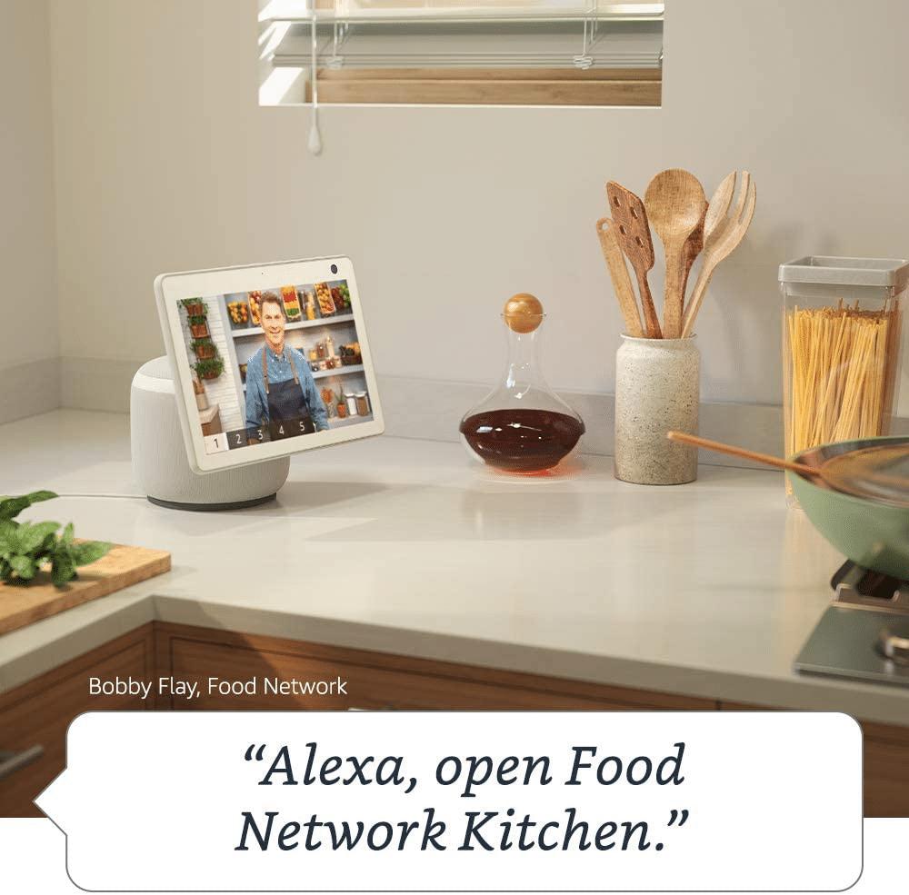 Smart Home Gadgets 2021 - Amazon Echo Show 10