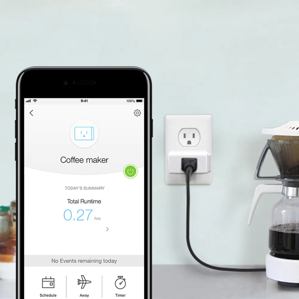 Smart Home Gadgets 2021 - TP-Link Kasa Smart Plug Mini