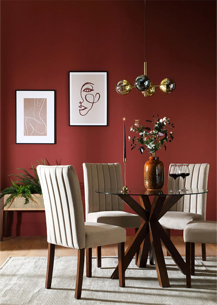 Colors for Your Home - Red