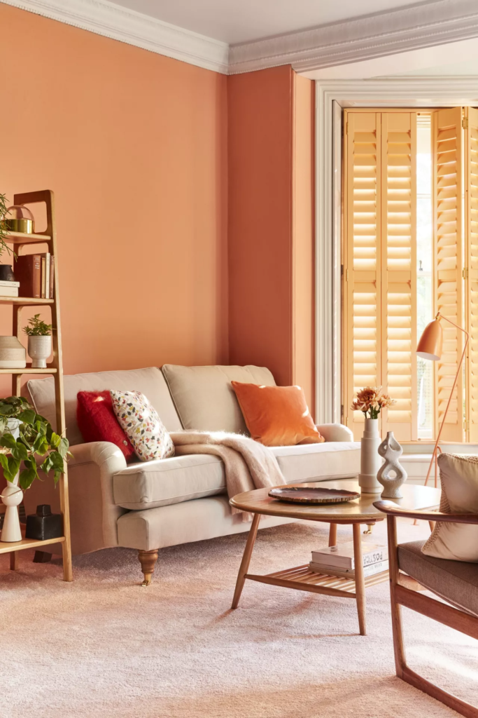 Colors for Your Home - Orange