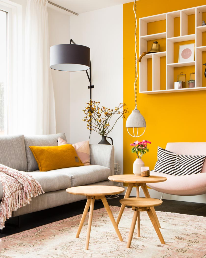 Colors for Your Home - Yellow
